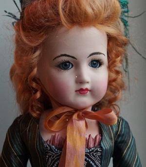 Как сделать авторскую куклу своими руками в домашних условиях